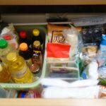 調味料類をまとめ買いするとキッチンの引き出し収納が整理しやすく大掃除も必要なくなる理由