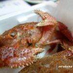 年に1度毛蟹を食す そのお金はどこから出すかという家計管理