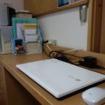 主婦の作業デスク 子ども中心から自分のための空間へ変えていく