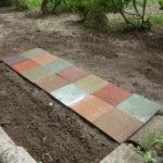 庭造りDIY 砂利を敷いて草取り不要の庭にする作戦始動開始