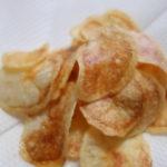 超簡単!お家で作るポテトチップスは歯応えサクサク芋の味!おやつにもおつまみにも!